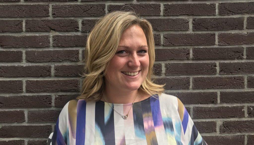 Gillian Davis - First time leader
