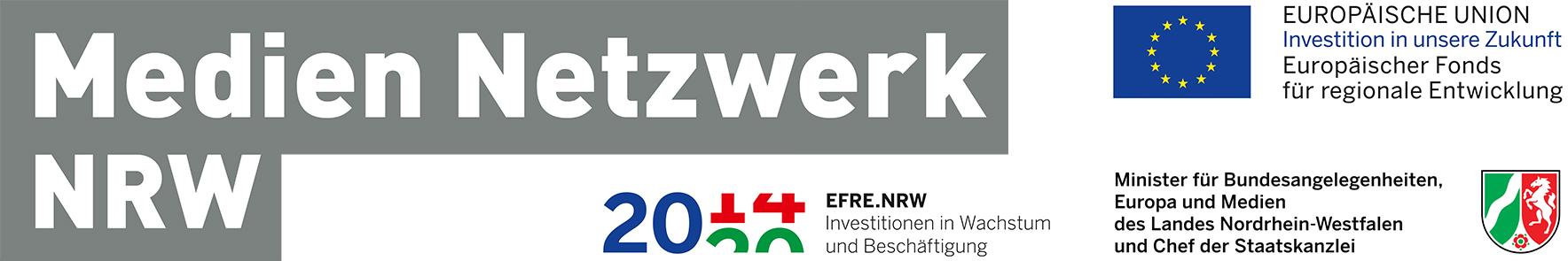 mediennetzwerk Logos