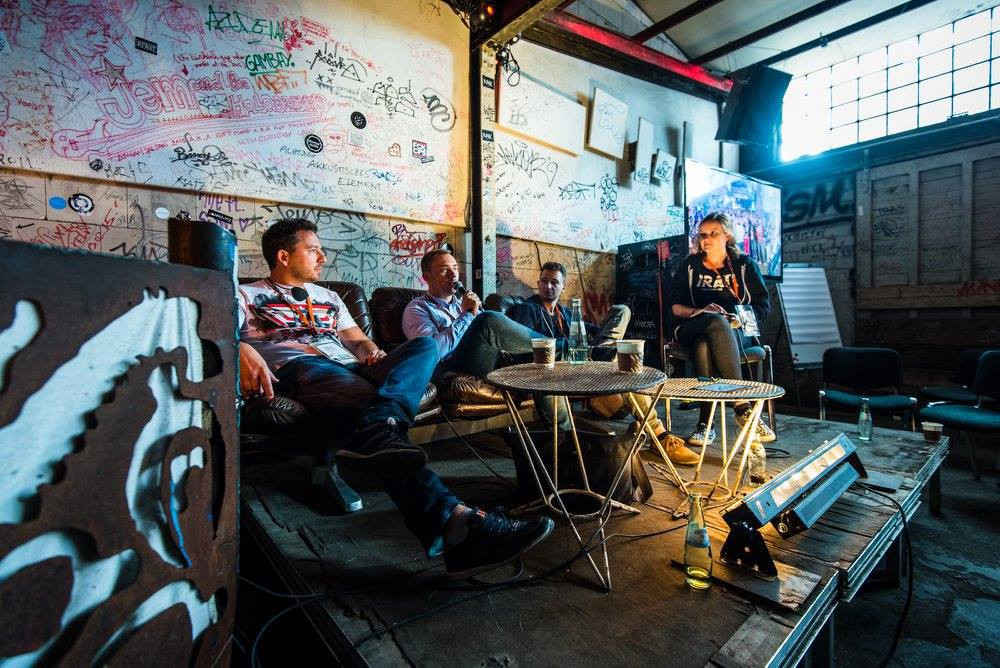 Discussion at PIRATE Summit 2015 on European Ecosystems