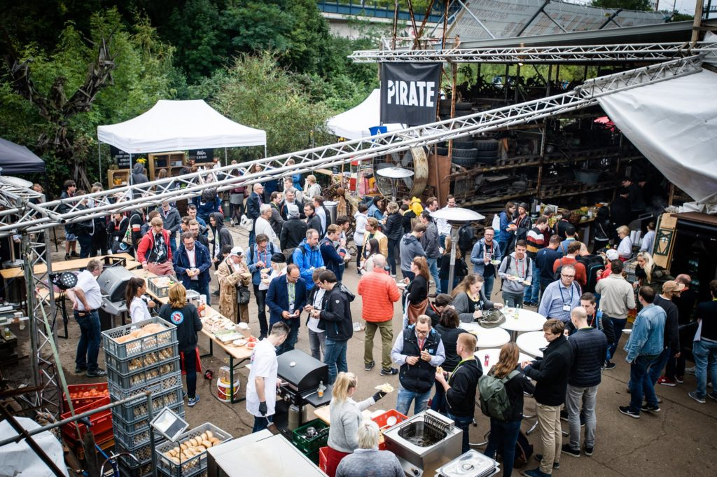 Pirate Summit 10 Years